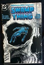 Swamp Thing #56 (DC, Jan. 1987) Alan Moore ~ My Blue Heaven ~ Newsstand Variant