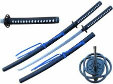 "41"" Samurai Sword w/ Wood Scabbard Fantasy Cosplay Replica Touken"