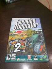 Farming Simulator 2009 PC 2 Bonus Games (Farmer Crates & Wacky Farm) Game