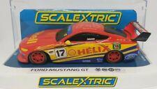 Scalextric Ford Mustang V8 Supercar Dick Johnson Shell Helix Custom Fantasy Slot