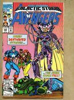 Avengers #346-1992 vg 4.0 1st app Starforce Star Force / Kree