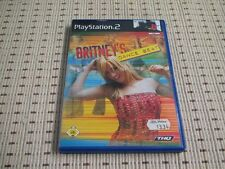 Britney 's Dance Beat per PlayStation 2 ps2 PS 2 * OVP *