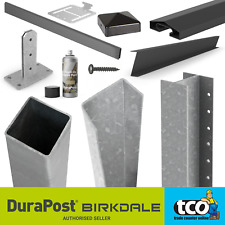 More details for durapost slotted post screws post caps paint touch-up spray all colours