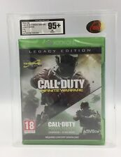 XBOX ONE Call of Duty Infinite Warfare Legacy Edition UKG Graded 95+ MT GOLD!
