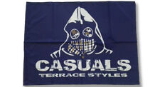 POLYESTER FLAG CASUALS 100CMX70 CM  | HOOLIGANS | CASUAL | ULTRAS