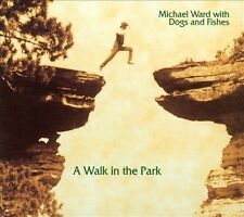 NEW - A Walk in the Park by Michael Ward with Dogs and Fishes