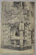 """CPA """" Eglise de BROU - Mausolée de Marguerite d'Autriche"""