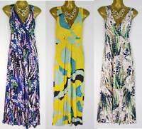 Boden jersey summer print dress calf length 3 styles all sizes NEW