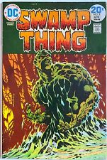 SWAMP THING VOL. 1 #9  (1974)  DC! Bernie Wrightson! Wein! Horror!