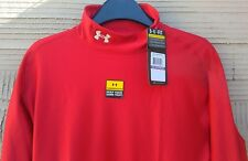 COLD GEAR COMPRESSION BASE LAYER TOP by UNDER ARMOUR, HEATGEAR, MENS UK M, NEW