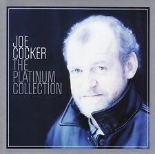 JOE COCKER - THE PLATINUM COLLECTION CD ~ BEST OF w/ACOUSTIC & LIVE Trax *NEW*