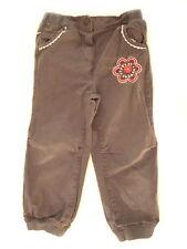 warme Spiel Hose dunkelgrau Gr. 116 Waldkindergarten Jeans