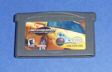 Need for Speed: Porsche Unleashed (Nintendo Game Boy Advance) GBA Racing Rated E