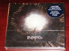 Redemption: Long Night's Journey Into Day - Limited Edition CD 2018 Bonus Tx NEW