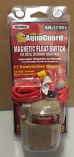 RECTORSEAL/AQUAGUARD MAGNETIC FLOAT SWITCH FOR METAL DRAIN PANS AG-1100+ (96100)