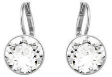 BELLA MINI CLEAR CRYSTAL PIERCED EARRINGS  2014 SWAROVSKI JEWELRY  5085608