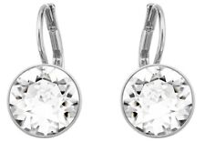 BELLA MINI CLEAR CRYSTAL PIERCED EARRINGS  2014 SWAROVSKI JEWELRY #5085608