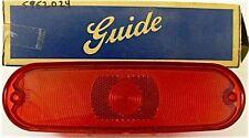 1961 1962 Pontiac Tempest NOS GM Tail Light Lamp Lens