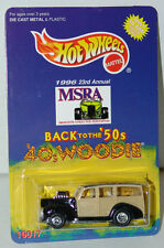 Limited Edition Hot Wheels 40s Woodie MSRA 23rd Annual Hot Rod Conv /10,000 MOC