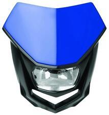 Máscara de la lámpara de deporte político Halo con faros halógenos, Azul