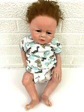 """Reborn Style Baby Doll 18"""" Inch Lifelike Newborn Boy (TY 1636 MR20) Realistic"""