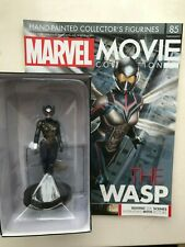 Eaglemoss Superhéroes Marvel Vengadores Wasp estatuilla MIB de plomo 2011