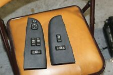 Front Master Power Window switches  For 2002  Chevy 1500   2500 GMC 4 Door