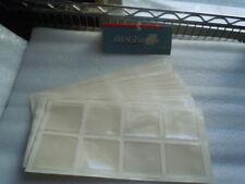 Slide Scribe Plastic Photo Slide Holder Hanging Files 80 Vinyl Pockets NOS