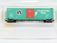 N Scale MTL Micro Trains 32340 GN Great Northern 50' Standard Box Car #36871 RTR
