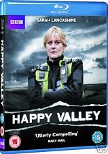 Happy Valley [BBC TV] (Blu-ray)~~~~Sarah Lancashire~~~~NEW & FACTORY SEALED