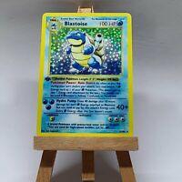 Blastoise Turtok Proxi Pokemon Card in Holo EN