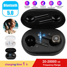 Tws Bluetooth 5.0 Headset Wireless Headphones Stereo Earphones Mini Earbuds