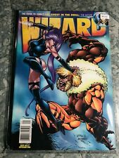 Wizard 61 X-Men - High Grade Comic Book B9-153