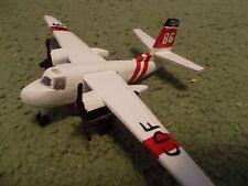 Built 1/144: California CDF GRUMMAN S-2 TRACKER Fire-Fighting Aircraft