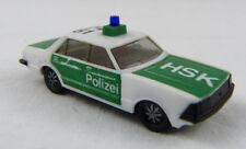 Ford Granada Ghia 2,8 i Polizei Herpa 1:87 H0 ohne OVP [SP14]