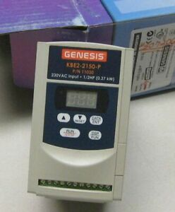 NEW 1/2 HP KB Genesis KBE2-2150-P Single Phase Adjustable Speed Inverter - 230V