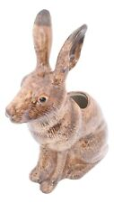More details for hare flower vase by quail pottery ceramics - large