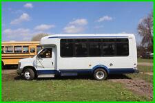 2010 Ford E-450 16 Passenger Shuttle Diesel - Not Running - No Reserve Auction!