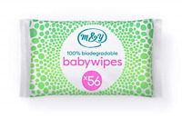 Mum & You 100% Biodegradable Baby Wet Wipes, Pack of 12, 672 Wipes in Total. 98%