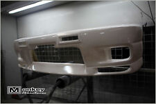 R33 GTR STYLE FRONT BUMPER BODY KIT SUIT NISSAN SKYLINE R33 GTS COUPE OR 4 DOOR