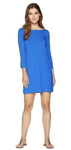 Lilly Pulitzer UPF 50+ Sophie Dress in Blue Currant Original Price $138