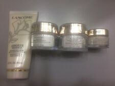New 4 Lancome Absolue Premium Bx Day Cream+ Night Cream+ Eye Cream+ Cleanser Set
