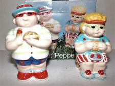 FROM KOHL'S DEPARTMENT STORE BBQ SALT & PEPPER SHAKERS! THIS IS SO COOL!