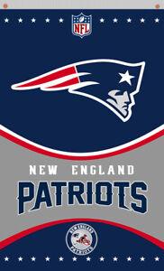 New England Patriots Football Team Flag 90x150cm 3x5ft Fan best banner 100D