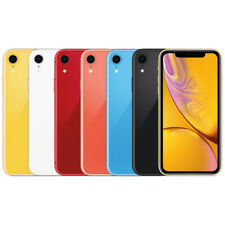 "Apple iPhone XR 64GB ""desbloqueado de fábrica"" 4G LTE Smartphone iOS 12MP Cámara"