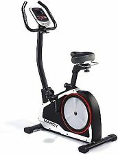 Marcy Onyx B80 Upright Exercise Bike Magnetic Heavy Duty-Tablet/Phone Stand