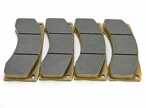 SET 4 CARQUEST GMD379F FRONT SEMI-METALLIC DISK BRAKE PADS MD379 MADE IN USA