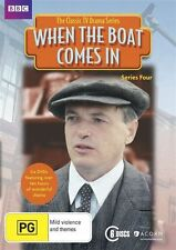 When the Boat Comes in - Series 4 NEW R4 DVD