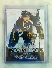 2008-09 Upper Deck Young Guns TJ Oshie #218 Rookie UD Exclusives 089/100