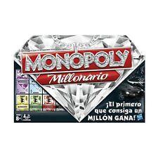 Juegos en familia Hasbro – Monopoly millonario 98838105